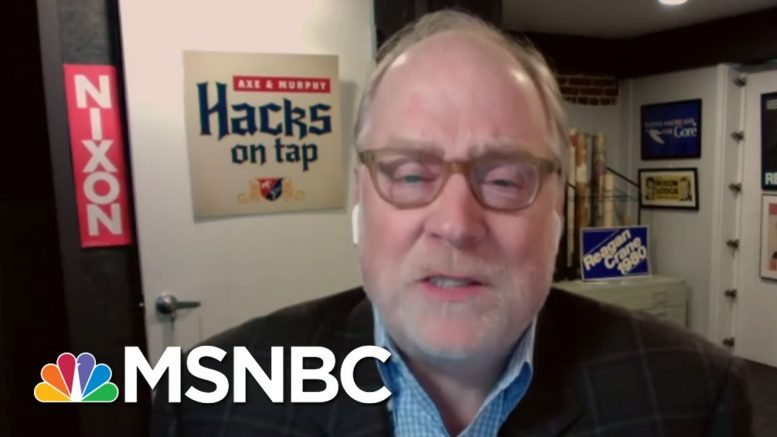Veteran GOP Strategist Warns The Trump Campaign Should Be Worried About Florida | Deadline | MSNBC 1