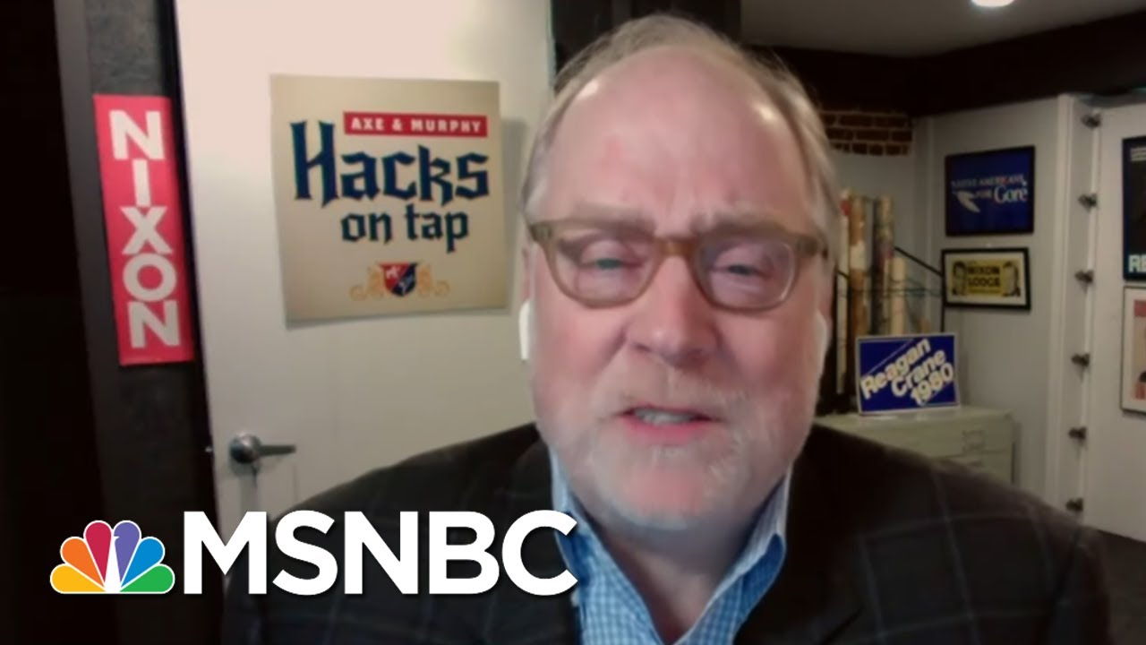 Veteran GOP Strategist Warns The Trump Campaign Should Be Worried About Florida | Deadline | MSNBC 3