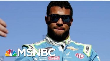 FBI Concludes Noose Found In Bubba Wallace's Garage Stall Not A Hate Crime | MTP Daily | MSNBC 10