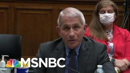 Trump Allies Break With Him: 'Disturbing' Coronavirus Spike Is 'Unacceptable' | MSNBC 1