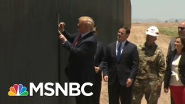 Thanks To COVID-19, 'Americans Are Too Dangerous To Be Let Out Of Our Own Country' | All In | MSNBC 7