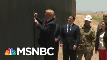 Thanks To COVID-19, 'Americans Are Too Dangerous To Be Let Out Of Our Own Country' | All In | MSNBC 6
