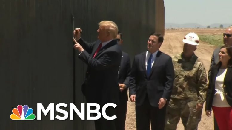 Thanks To COVID-19, 'Americans Are Too Dangerous To Be Let Out Of Our Own Country' | All In | MSNBC 1