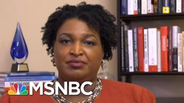 Stacey Abrams: Unleash Voting Rights Warriors In Georgia | All In | MSNBC 6