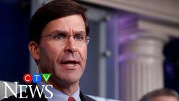 Defense Secretary Esper contradicts Trump on use of Insurrection Act 6