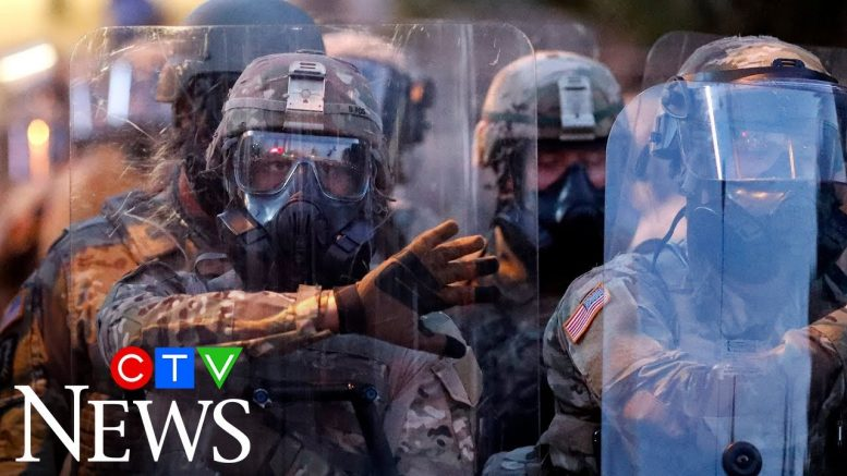 Police misconduct during U.S. protests fuelling more outrage 1