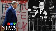 White House press secretary compares Donald Trump's protest response to Winston Churchill 5