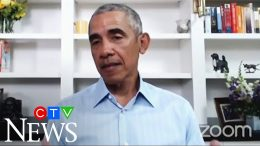 """Obama's message to people of colour: """"I want you to know that you matter, your lives matter."""" 6"""