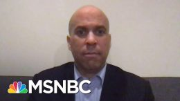 Sen. Booker On GOP Police Reform Bill: 'There's No Desire To Get Something Substantive Done' | MSNBC 4