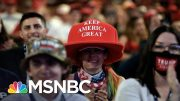 Doc: Close Conditions At Trump's AZ Rally Are 'Terrifying'   The 11th Hour   MSNBC 4