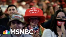 Doc: Close Conditions At Trump's AZ Rally Are 'Terrifying' | The 11th Hour | MSNBC 7