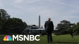 Trump Steps On His 2020 Message With Racist Slurs And Divisive Attacks | The 11th Hour | MSNBC 6
