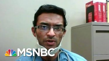 Blind To Borders, Coronavirus Lays Siege To Southwestern U.S. | Rachel Maddow | MSNBC 6