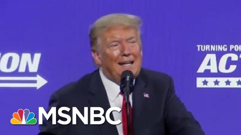 Is Trump Someone Who Wants To Win Re-Election? | Morning Joe | MSNBC 1