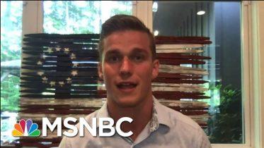 Political Newcomer Wins North Carolina GOP Primary | Morning Joe | MSNBC 6
