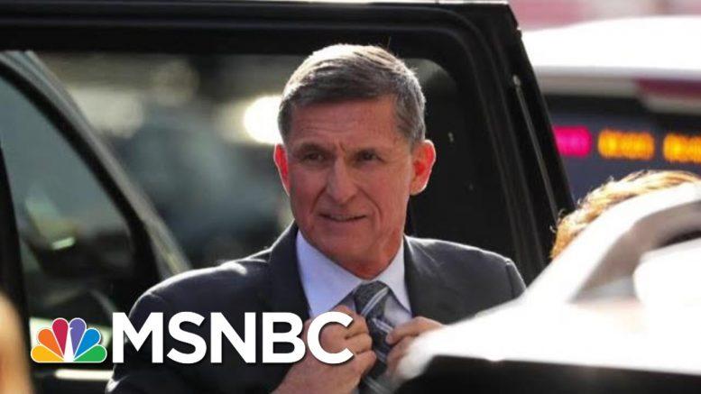 Appeals Court Orders Flynn Case To Be Dismissed | Hallie Jackson | MSNBC 1