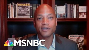 Wes Moore On Statue Removal And Remembering Historical Figures Involved In Slavery | MSNBC 6
