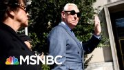 Prosecutor Testifies 'Roger Stone Was Treated Differently' Because Of Trump Ties | MSNBC 4