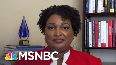 High Voter Turnout A Sign Of Enthusiasm 'For Change At The Top' | Andrea Mitchell | MSNBC 6