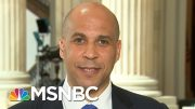 Sen. Cory Booker On Sen. Tim Scott: 'He Is A Friend' | MSNBC 3