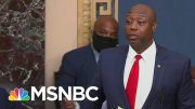 Senate Democrats Block The Republican Police Reform Bill | MSNBC 4