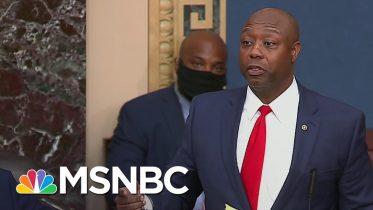 Senate Democrats Block The Republican Police Reform Bill   MSNBC 6
