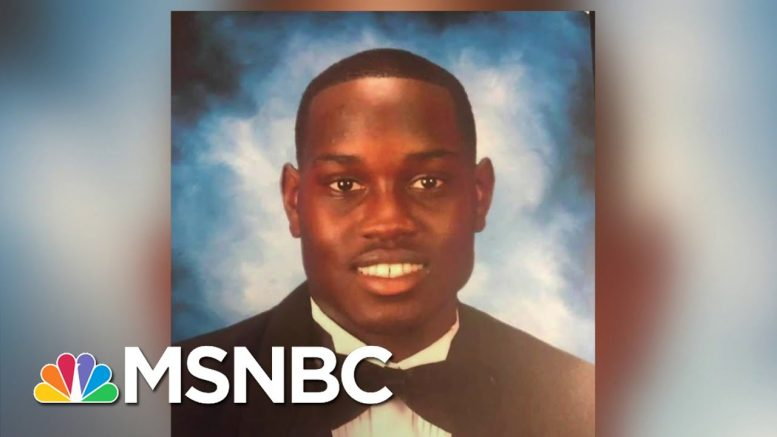 Three Suspects Indicted In Killing Of Ahmaud Arbery | MSNBC 1