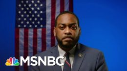 Charles Booker: 'I've Stood Beside The People Crying Out Demanding Change' | Deadline | MSNBC 9