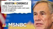US Hits Record For Confirmed Coronavirus Cases In A Single Day | MSNBC 5