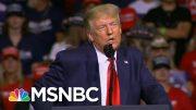 Serwer: Instead Of Biden, Trump 'Wants Non-White Or Female Villain' To Run Against | All In | MSNBC 2