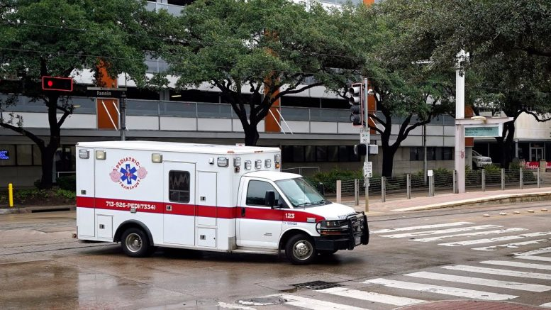 COVID-19 in U.S. continues to spiral out of control, new case surge threatens to overwhelm hospitals 1