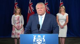'I just don't believe in defunding the police': Ont. premier 8