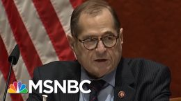 Barr Again Under Fire For Politicization Of DOJ After Prosecutor's Explosive Testimony | MSNBC 1