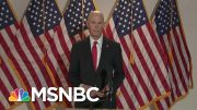 Rick Scott, Marco Rubio Suggest Public Should Wear Masks | Morning Joe | MSNBC 5