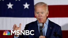 Steve Kornacki: Joe Biden Could Be Ahead Because He's Giving Trump The Stage | Morning Joe | MSNBC 9