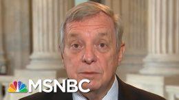 Sen. Durbin: GOP Policing Bill Doesn't Meet The Moment   Morning Joe   MSNBC 9
