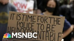 Senate Dems Call GOP Policing Bill 'Irrevocably Flawed'   Stephanie Ruhle   MSNBC 8