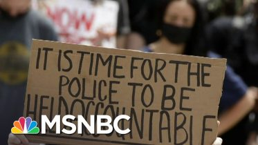 Senate Dems Call GOP Policing Bill 'Irrevocably Flawed' | Stephanie Ruhle | MSNBC 6