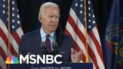 Joe Biden: Coronavirus Could Be 'New Pre-Existing Condition' If Trump Dismantles Obamacare | MSNBC 4