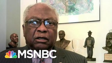 Rep. Clyburn: 'Urgency On Both Sides Of The Aisle' For COVID-19 Relief | MSNBC 6