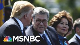 Chuck Rosenberg On Bill Barr: 'What I See Is Incredibly Repugnant' | Deadline | MSNBC 3