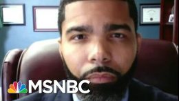 Jackson, Miss. Mayor: No Policy From The State Is Like 'Being On An Island' | MTP Daily | MSNBC 8
