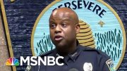 Police Chief 'Shocked, Saddened And Disgusted' Over N.C.Officers Racist Comments | MSNBC 4