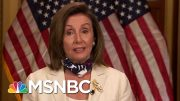 House Passes Sweeping Police Reform Bill, Pelosi Calls It 'Historic Day' | All In | MSNBC 5