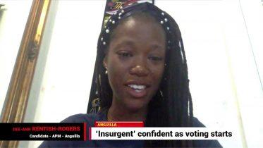 VOTING STARTS IN ANGUILLA 6