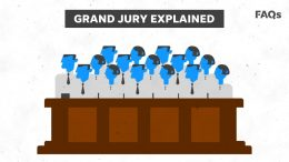 Here's how a grand jury works, and why some are contentious | Just The FAQs 9