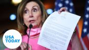 Rep. Pelosi speaks on police reform bill 2