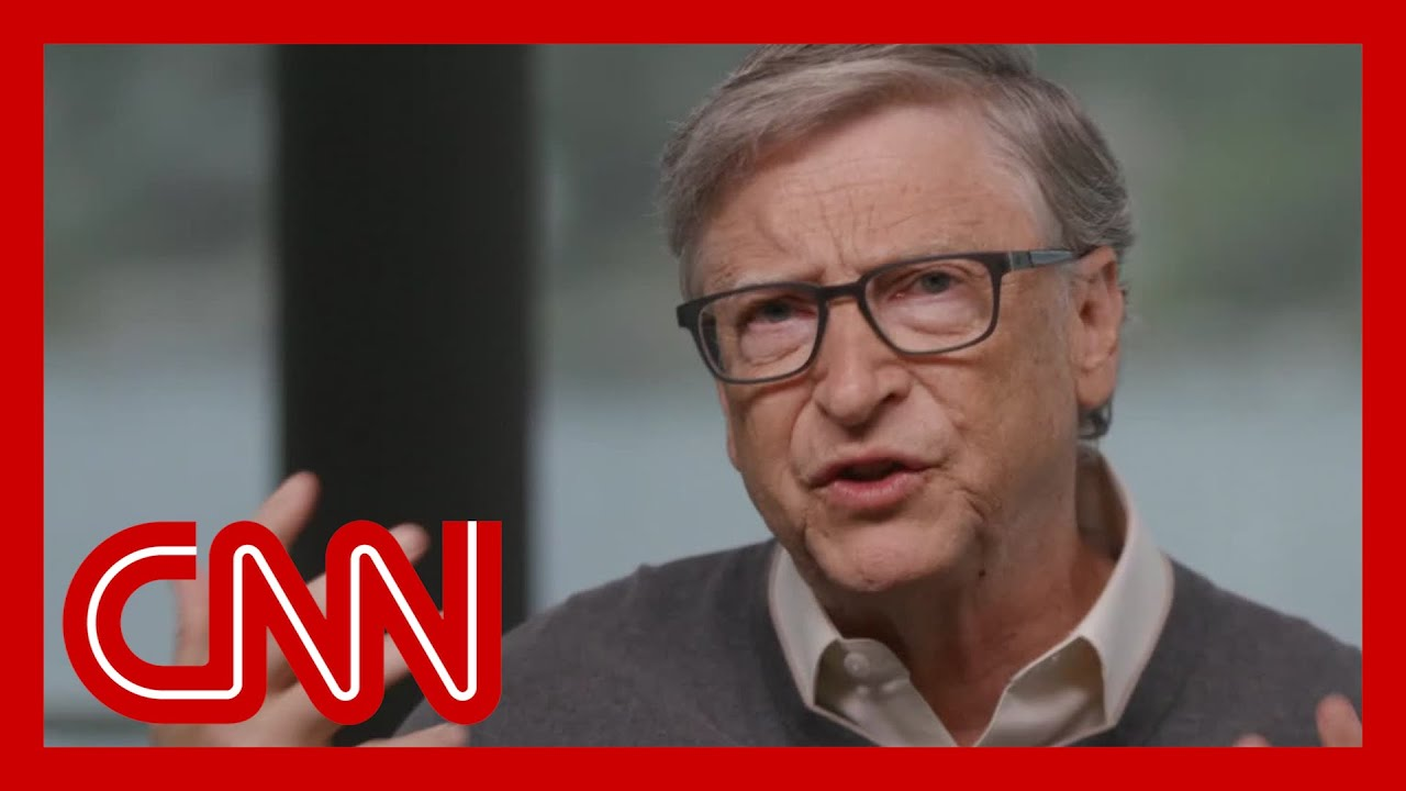 Bill Gates predicted pandemic. Hear his advice now. 9