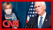 Pence pressed on holding campaign events amid Covid surge 5