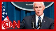 Pence paints deceptive picture as Covid situation worsens 2
